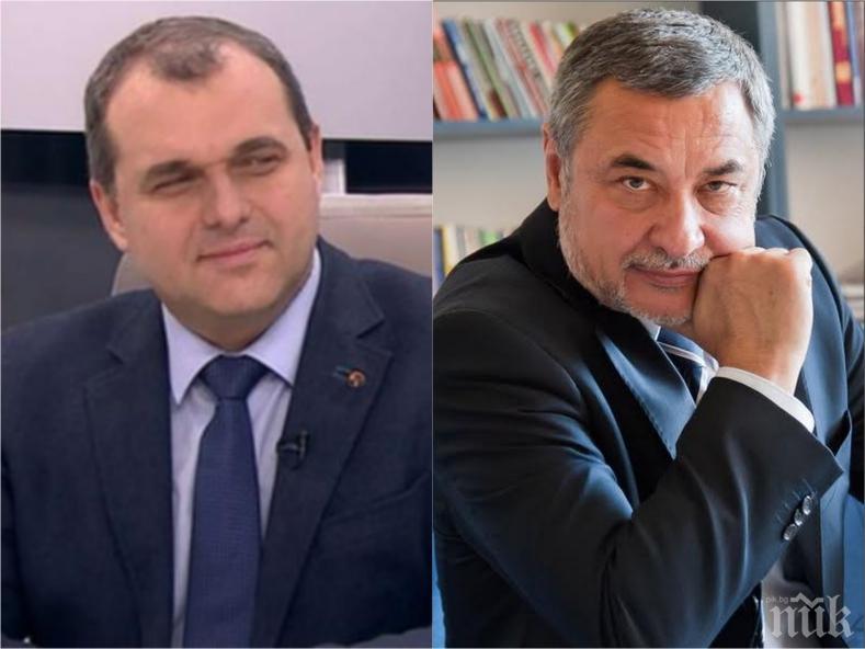 ГОРЕЩ ДЕБАТ! Патриотите в тежък спор за цигарите и предложенията на вицепремиера Валери Симеонов