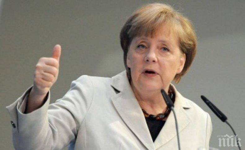 По жицата! Президентът на Турция и канцлерът на Германия обсъдиха ситуацията в Сирия