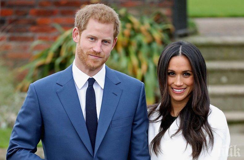 Принц Хари получи важно назначение от баба си