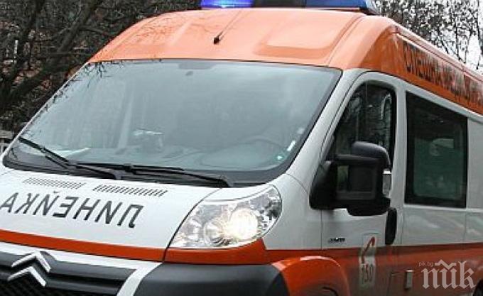 Катастрофа на пътя Разлог - Юндола, има ранено дете
