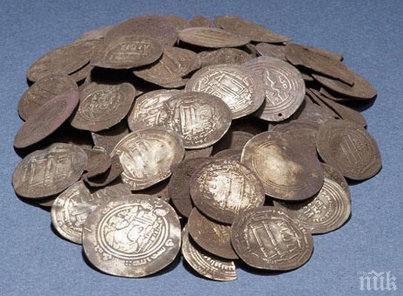 СЕНЗАЦИЯ! Намериха съкровището на викингски крал