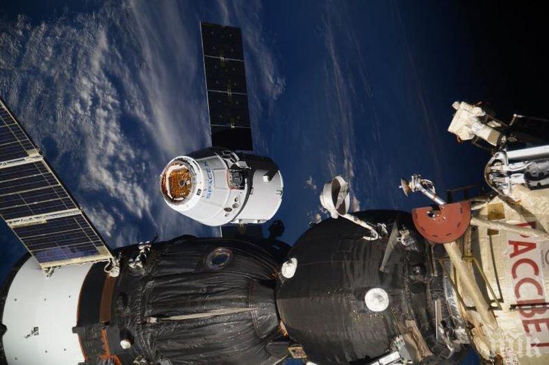 """""""Спейс Екс"""" отложи изстрелването на нов телескоп"""