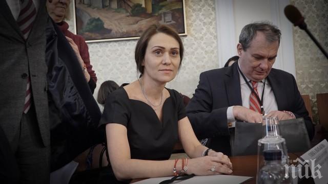 ПЪРВО В ПИК! Гинка Върбакова отсвири парламентарната комисия за ЧЕЗ, прати експерти