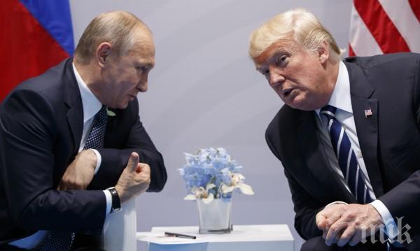 Доналд Тръмп нареди отлагане на нови санкции срещу Русия