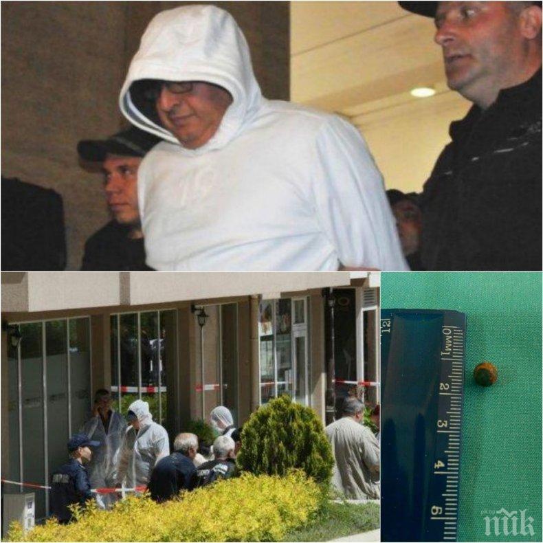Пуснаха под домашен арест бизнесмена Драгомир Драгомиров, обвинен в двойно убийство