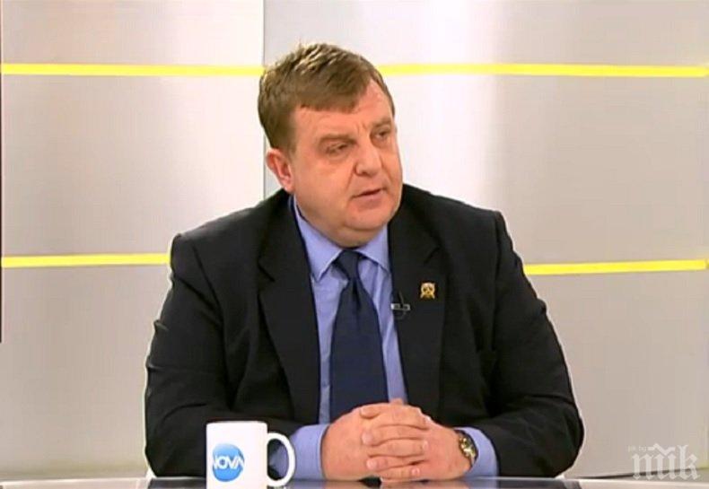 Каракачанов: Има консенсус за възстановяване на ВВС-училището