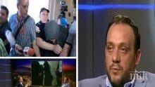 Адвокатът на ранилия с бомбичка двамата полицаи с ексклузивен коментар:  Веднага, след като е осъзнал какво е направил, Йордан Исаев се предаде