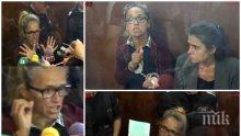 """ПЪРВО В ПИК TV! Кметицата на """"Младост"""" крещи с белезници на ръцете: Не съм светела! Фирмата е """"Ваклин Груп""""! Натопена съм от Румен Р. (ОБНОВЕНА/СНИМКИ)"""