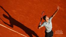 Труден тест за Григор на старта на турнира в Барселона