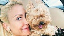 БАРОВКА! Венета Харизанова се хвали с куче за 2 бона