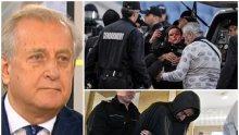 ЕКСКЛУЗИВНО! Собственикът на Левски Спас Русев с тежки думи за ранената полицайка и сигурността по стадионите