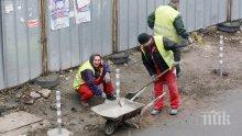 Фирми търсят строители на половин работен ден