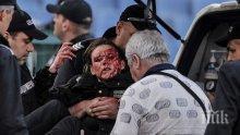 ПЪРВО В ПИК! Арестуваният за случая с ранената полицайка нямал никакви криминални прояви