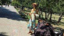 Майки алармират за жена, крадяла деца в парковете