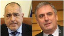 НА ЕВРОПЕЙСКАТА СЦЕНА: Премиерът Борисов удря рамо на Ивайло Калфин за шеф на ОЛАФ