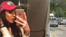 ПЛАТИХА Й ГАРАНЦИЯТА! Надрусаната Габриела, която помля 10 коли в Пловдив, вече е на свобода