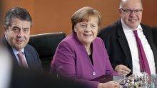 Меркел насърчава момичетата да изучават точни науки