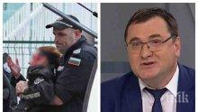 ИЗВЪНРЕДНО В ПИК! След инцидента с полицайка на стадиона: Славчо Атанасов разкри кой ще се смята за футболен хулиган и какви ще са наказанията!