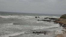 Морето гълта по 25 декара суша на година