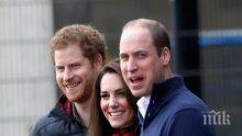 ЕКСКЛУЗИВНО В ПИК! Третото кралско бебе отдалечи безвъзвратно принц Хари от трона