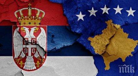 Косово: Границите ни няма да бъдат променяни