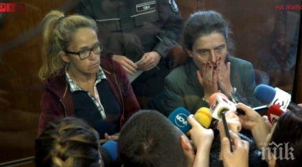 """ПЪРВО В ПИК TV! Съдът се оттегля преди да определи мярката на арестуваната кметица на """"Младост""""! Тя иска свобода - адвокатът й Марковски отрича да е пипала парите (ОБНОВЕНА)"""