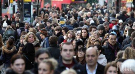 Населението в столицата нараства главоломно, над 1,2 млн. души живеят в София