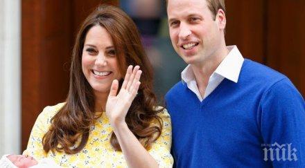 ЕКСКЛУЗИВНО В ПИК! Кейт ражда близнаци! Този слух изкара принц Уилям от релси - ето какъв коментар направи (НА ЖИВО)
