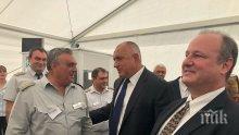 ПЪРВО В ПИК! Борисов: Инвестициите вече са в реалната икономика и печалбата остава в България