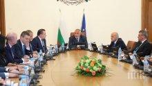 Премиерът даде допълнителни 20 млн. лева за последици от бедствия
