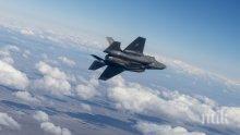 Американски сенатори категорични, ще блокират доставката на изтребители Ф-35 за Турция