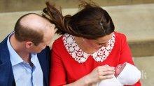 ШОК! Британско издание тиражира безумни новини за британското кралско бебе
