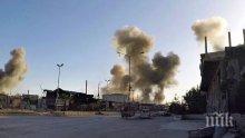 СЛЕД СРЕЩАТА ТРЪМП - МАКРОН! Изпращат френски спецчасти в Сирия