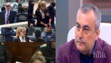 ЕКСКЛУЗИВНО! Бившият прокурор на София с горещ коментар за ареста на Иванчева