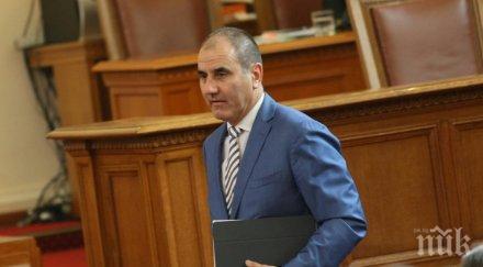 ГОРЕЩА ТЕМА! Цветан Цветанов разкри има ли напрежение между него и Румен Радев и защо ГЕРБ не подкрепя политиката на Волен Сидеров