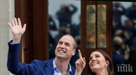 Ето колко платиха Уилям и Кейт за раждането на третото им дете