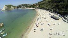 Министерството на туризма проверява плажа в Каварна