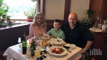 Венета Райкова и Тишо се събраха за ЧРД