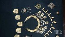 ПРИЗНАНИЕ! Преславското златно съкровище в Лувъра през юни