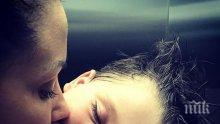 Диляна Попова забрани лекарствата на сина си