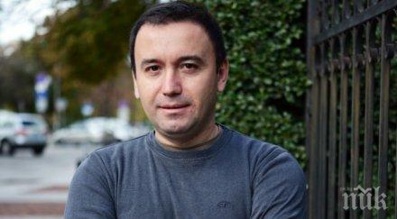"""БОМБА! """"Демократична България"""" ще издигне Иван Бедров за кмет на Пловдив"""