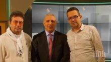 СЕНЗАЦИЯ! Христо Стоичков приема ново предизвикателство, започва работа в БНТ