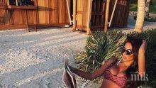 СЕКСИ! Николета взриви мрежата с гола СНИМКА (18+)