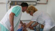 Оперираха очите на две от децата, пострадали при взрив в Добрич