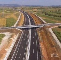 Сърбия иска да вдигне скоростта по магистралите