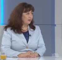 Ваня Кастрева: Нека децата приемат