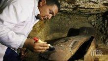 """Находка! Археолози попаднаха на гробница на """"велик армейски генерал"""" край Кайро"""