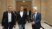 """РАЗКРИТИЕ НА ПИК! Коалицията на патриотите в нов разкол - законопроектите на Валери Симеонов без подкрепата на """"Атака"""" и ВМРО"""