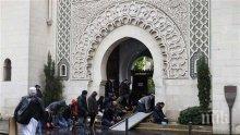 Доклад на службите: В централната джамия на Брюксел се проповядва джихад