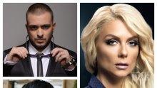 НЕ СЕ ИЗДЪРЖА! Венета Райкова предложи брак на Криско, след като Благо Георгиев й върза тенекия!